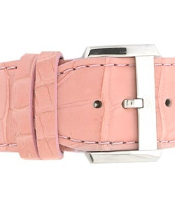 Movado Eliro Women's Faded Pink Dial Watch - Thumbnail 1