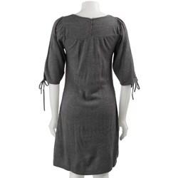 R&K Women's Sweater Dress - Thumbnail 1