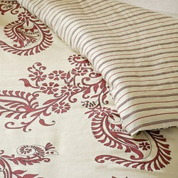 Maxine Paisley 3-piece Cotton Duvet Cover Set