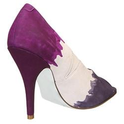 Jessica Simpson Women's 'Newport' Tie-dye Pumps - Thumbnail 1