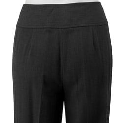Evan Picone Women's Nautical Pants - Thumbnail 1