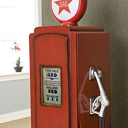 Route 66 Media Storage Cabinet
