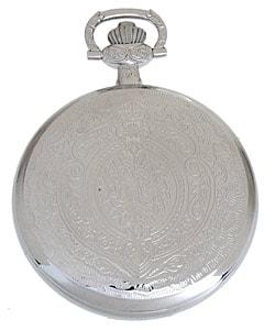 Sterling Silver Pocket Watch