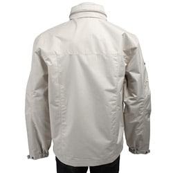 F.O.G. by London Fog Men's Waterproof Breathable Rip Jacket