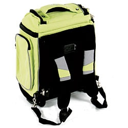 CalPak Run-A-Bout 18-inch Rolling Laptop Backpack - Thumbnail 1