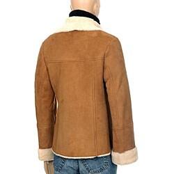 Women's Shearling Jacket - Thumbnail 1