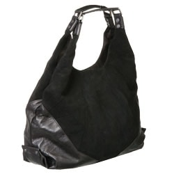 Kenneth Cole New York 'Handle It' Suede Tote Bag
