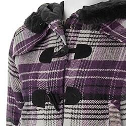 Ci Sono by Adi Junior's Plaid Wool Jacket - Thumbnail 1