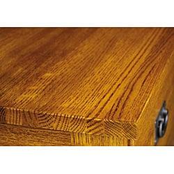 Mission Solid Oak Sideboard