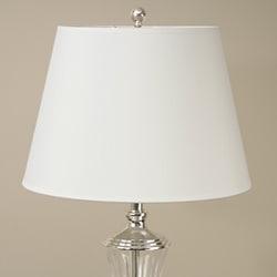 Crystal Base Floor Lamp