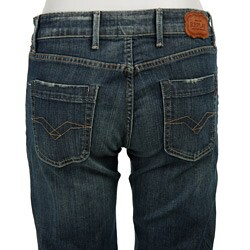 Replay Women's Hustle Sailor Pocket Denim Jeans