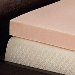 Comfort Dreams Sensus 3-inch Memory Foam Mattress Topper - Thumbnail 1