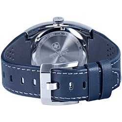 Swiss Military Men's Challenger Leather Watch Model # 06-4113-04-003 - Thumbnail 1