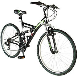 Kawasaki KDX126FS Dual Suspension Bicycle - Thumbnail 1
