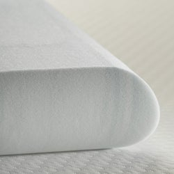 Comfort Dreams EnviroGreen Crowned Low Profile King-size Memory Foam Pillow - Thumbnail 1