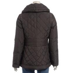 Shop Via Spiga Women S Lightweight Quilted Down Jacket