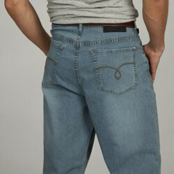 Jack of Spades Men's 'The High Roller' Jeans - Thumbnail 1