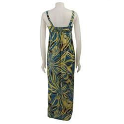 MLA11975632 renee c women's printed maxi dress free shipping today,Renee C Womens Clothing