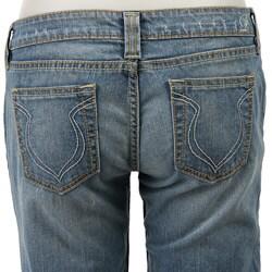 FINAL SALE Privacywear Women's 'Danielle' Bootcut Jeans - Thumbnail 1