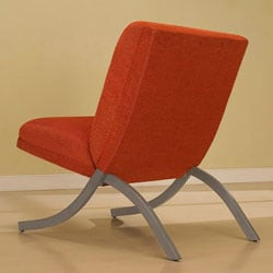 Rialto Flame Armless Chair - Thumbnail 1