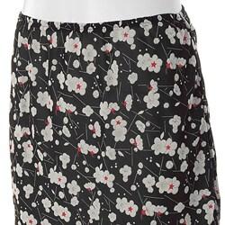 Adi Designs Women's 3-piece Sleeveless Skirt Set - Thumbnail 1