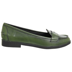 Thumbnail 2, Bamboo by Journee Women's 'Penny' Loafers. Changes active main hero.