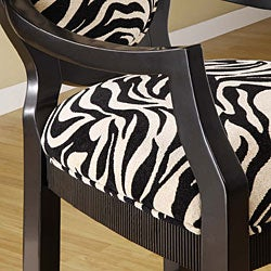 Zebra Stripe 24 Inch Counter Stool Free Shipping Today