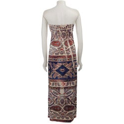 Believe Women's Sublimation Maxi Dress