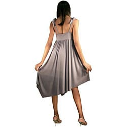 Evanese Women's Asymmetrical Dress - Thumbnail 1
