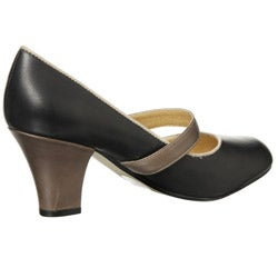 Seychelles Women's 'Perfect Gentleman' Mary Jane High Heels - Thumbnail 1