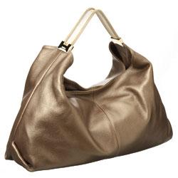 Furla Elisabeth Tracolla Metallic Handbag - Thumbnail 1
