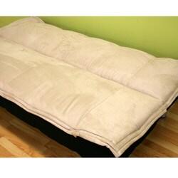 Asian Flair Futon Style Convertible Sofa Free Shipping