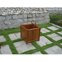 Square 20-inch Flower Box - Thumbnail 1