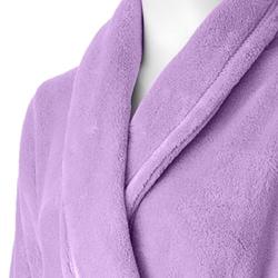 Anne Lewin Women's Cozy Fleece Wrap Robe