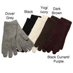 Portolano Women's Cashmere Gloves FINAL SALE - Thumbnail 1