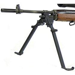 M14 Steel Rifle Bipod - Thumbnail 1