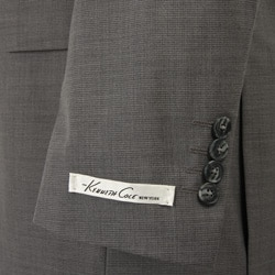 Kenneth Cole Slim Collection Men's Grey Suit