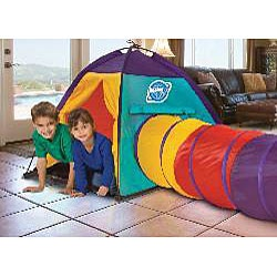 Discovery Kids 2 Piece Adventure Play Tents Case Of 2