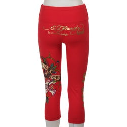 Ed Hardy Sport Women's Amlette Capri Pants - Thumbnail 1
