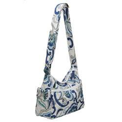 Vera Bradley 'Mediterranean White' On The Go Bag