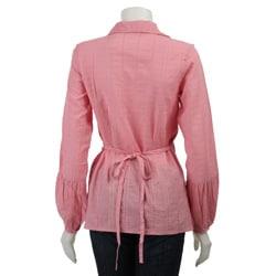 DCC Women's Textured Shirt - Thumbnail 1