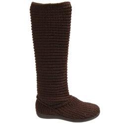 Glaze by Adi Women's Slouchy Knit Boots