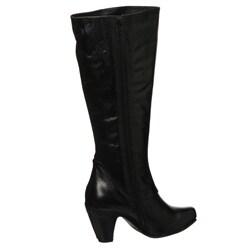 Diba Women's 'Cute Intent' Knee-high Button Boots - Thumbnail 1