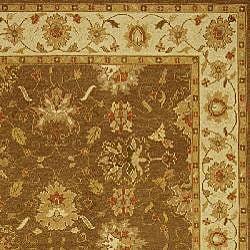 Handmade Indo Sumak Flatweave Tradition Rug (8' x 10') - Thumbnail 1