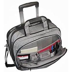 Heys Notebag Pro Roller Rolling Laptop Case - Thumbnail 1