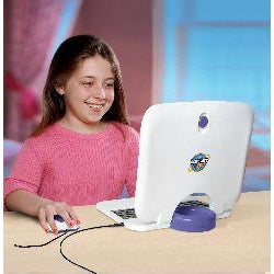 Toys for Tots: Discovery Kids Teach-n-Talk Activity Laptop - Thumbnail 1