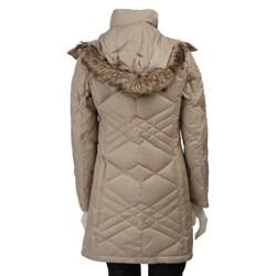 Kenneth Cole Women's Satin Coat