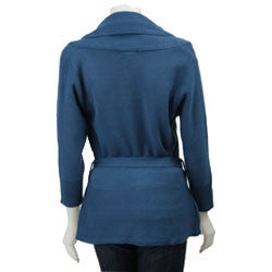 Thumbnail 2, Contact Women's 2-button Sweater. Changes active main hero.