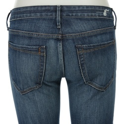 Earnest Sewn Women's Slight Bootcut Jeans - Free Shipping Today ...