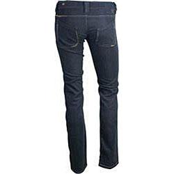 Diesel 'Keate' Light Black Wash Women's Jeans - Thumbnail 1